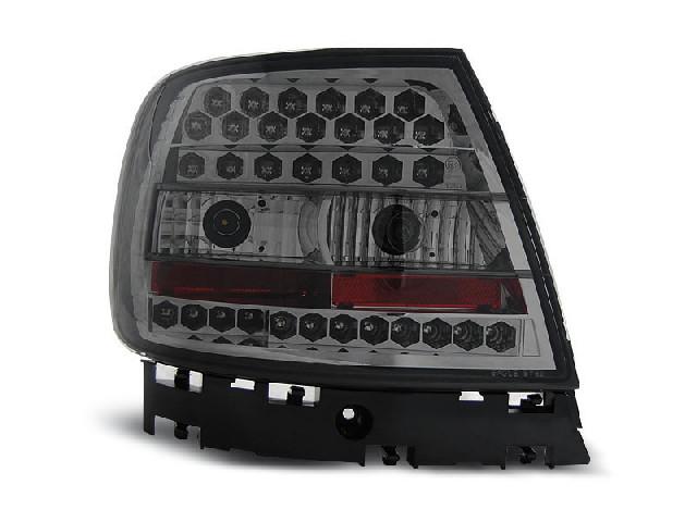 LED TAIL LIGHTS SMOKE fits AUDI A4 11.94-09.00