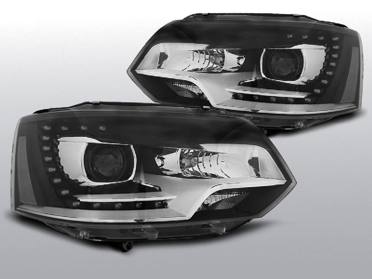 VW T5 2010-15 TRU DRL XENON LOOK Scheinwerfer