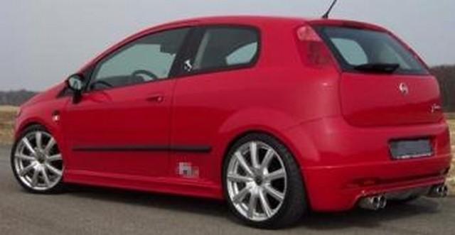 Seitenschweller Fiat Grande Punto Merkur