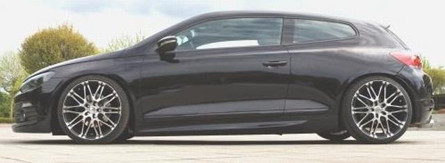 Seitenschwellersatz Race VW Scirocco III