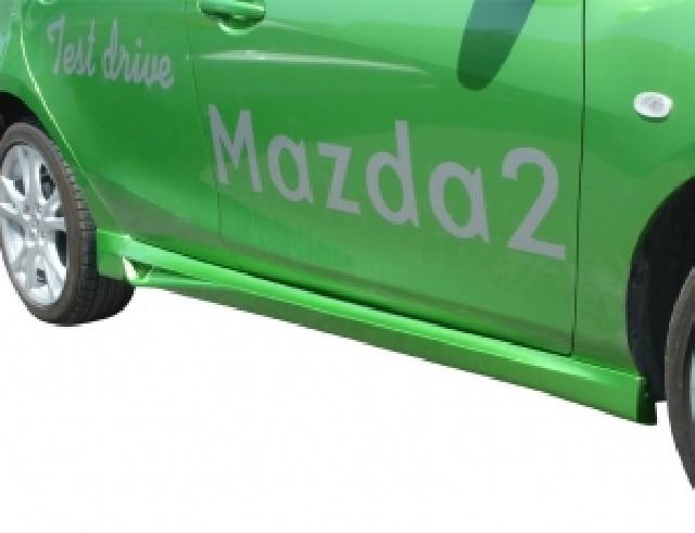 Mazda 2 Sport Seitenschweller