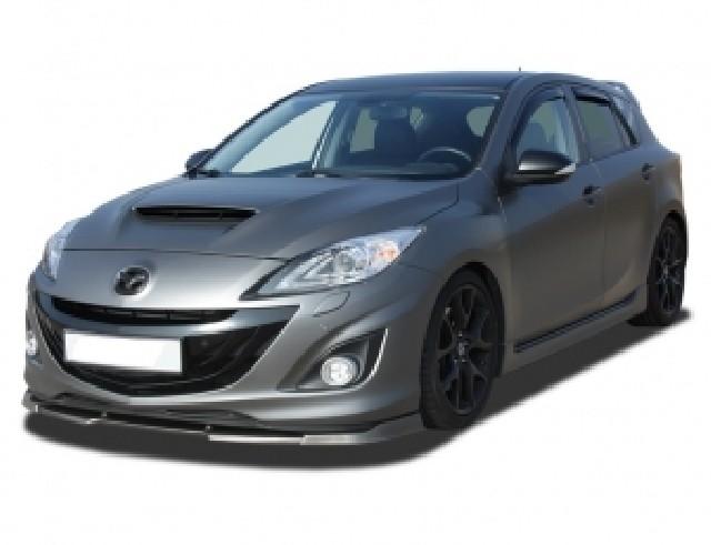Mazda 3 BL MPS Verus-X Frontansatz