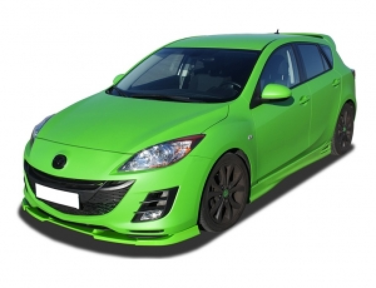 Mazda 3 BL Verus-X Frontansatz