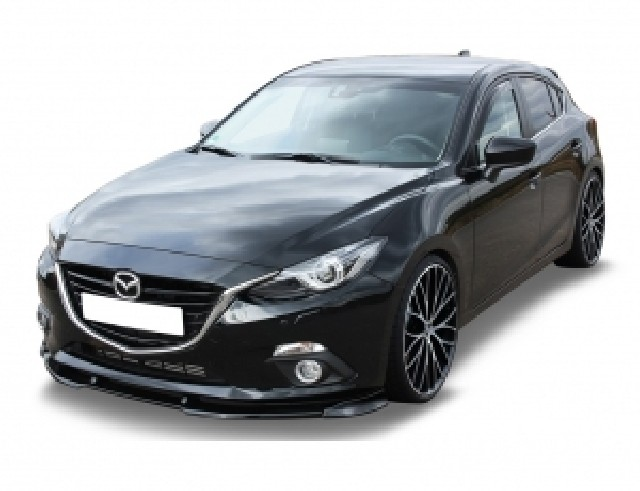 Mazda 3 BM Verus-X Frontansatz