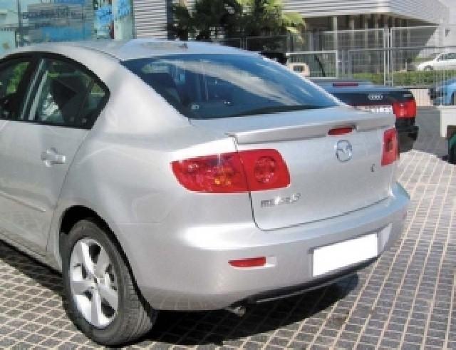 Mazda 3 Clean Heckflugel