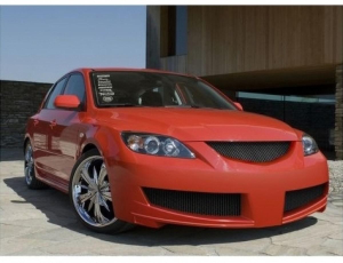 Mazda 3 EDS Frontstossstange