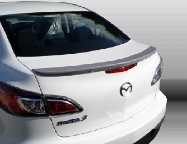 Mazda 3 MK2 Slider Heckflugel