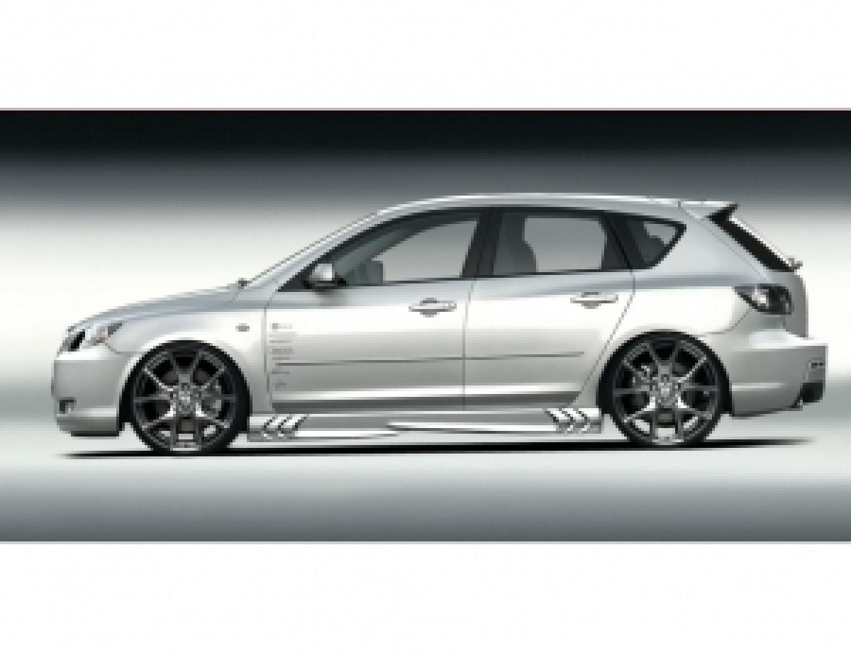 Mazda 3 Power Seitenschweller