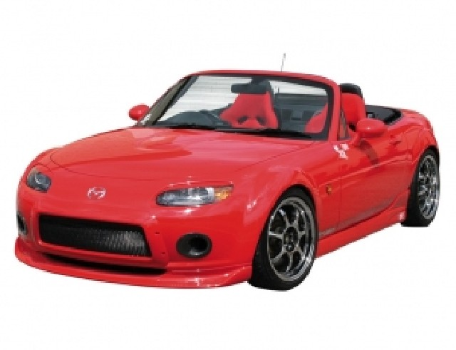 Mazda MX5 NC Japan-Style Frontansatz