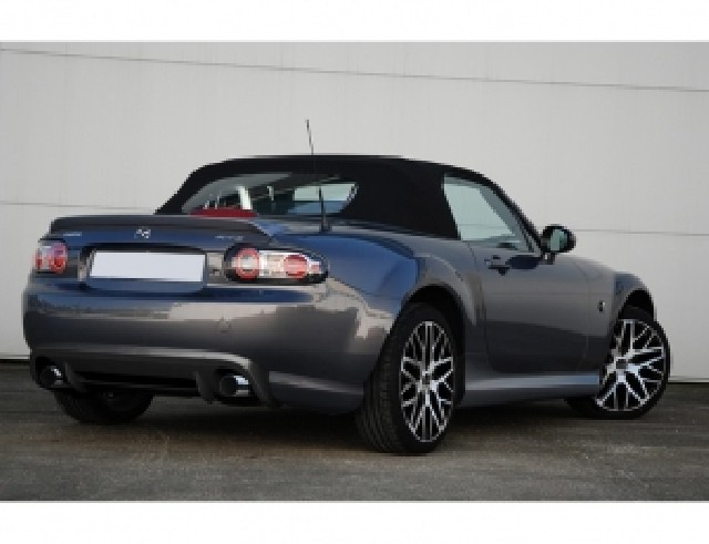 tuning mazda mx 5 nc. Black Bedroom Furniture Sets. Home Design Ideas