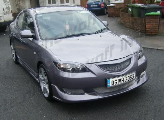Mazda 3 KEN Frontstoßstange AIT