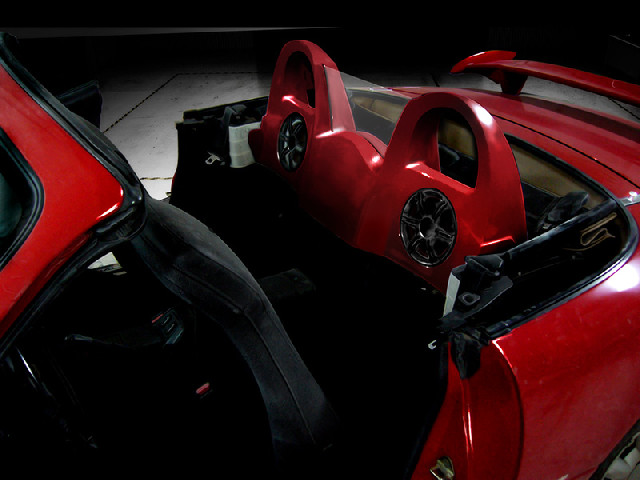 GFK Musik Boxen Halter Mazda MX5 NA