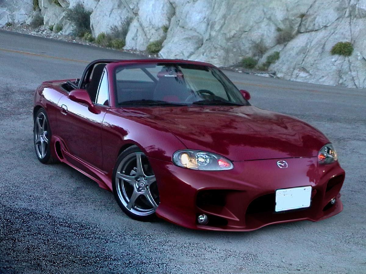 Mazda MX5 NB Frontstoßstange