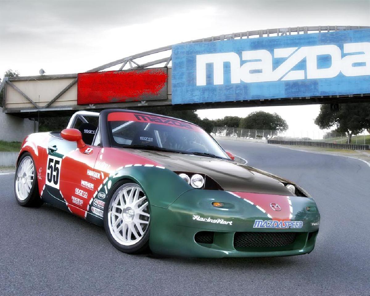 Mazda MX 5 NA Frontstoßstange