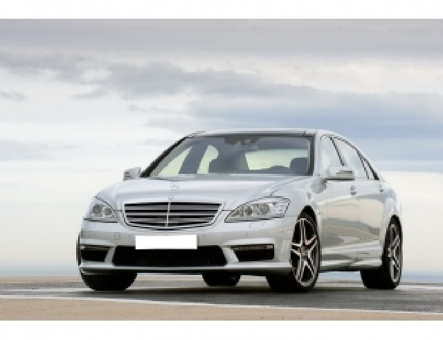Mercedes S-Klasse W221 AMG Body Kit