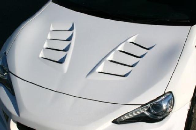 Subaru BRZ Bottomline Type 2 Hood (FRP)