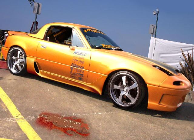 Mazda MX5 NA Seitenschweller