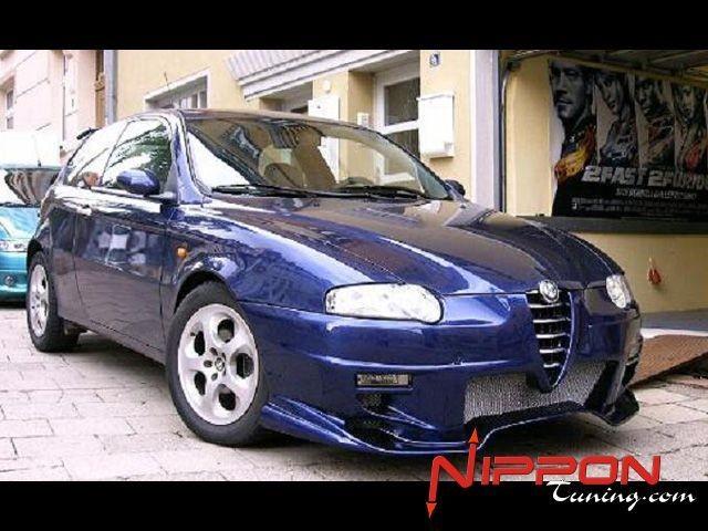Frontstoßstange Alfa Romeo 147 Nipponstyle