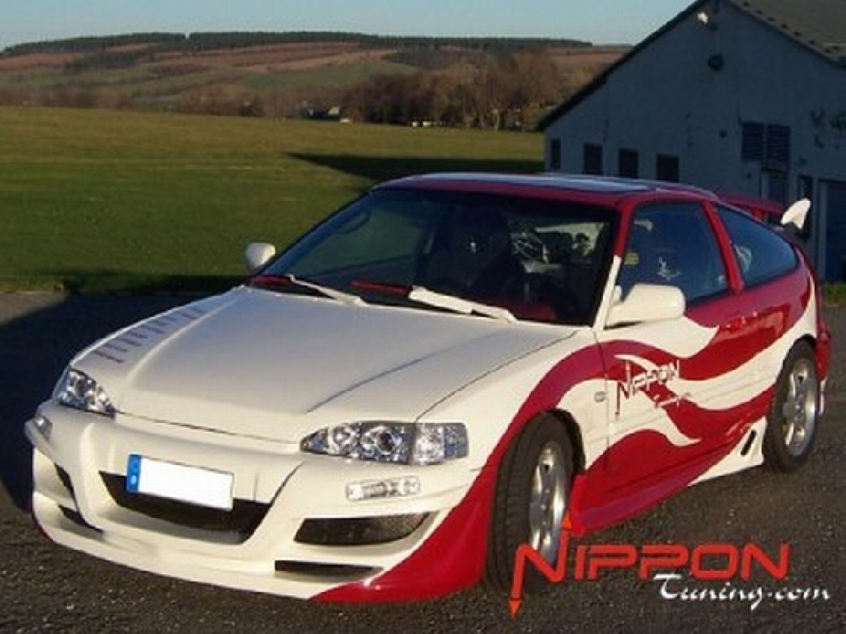 Invader Frontstoßstange Honda CRX (88-91) Nipponstyle