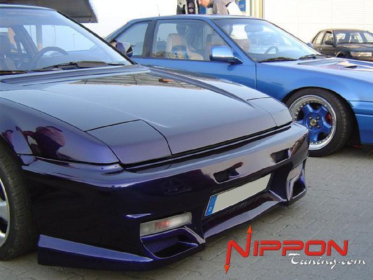 Nipponstyle Frontstoßstange Honda Prelude BA4 Bj. 87-92
