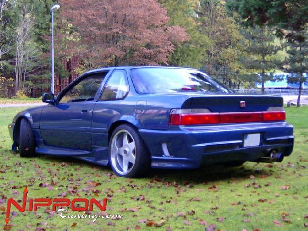 Nipponstyle Seitenschweller Honda Prelude BA4 Bj. 87-92