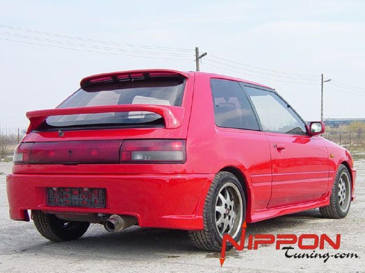 Nipponstyle Heckspoiler Mazda 323 BG