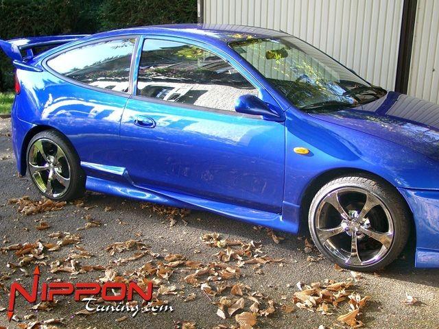 Nipponstyle Seitenschweller Mazda 323 C BA