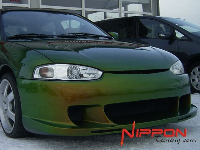 Nipponstyle Bodykit Mitsubishi Colt CJ0