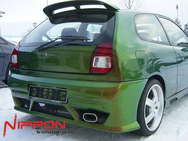 Nipponstyle Heckstoßstange Mitsubishi Colt CJ0