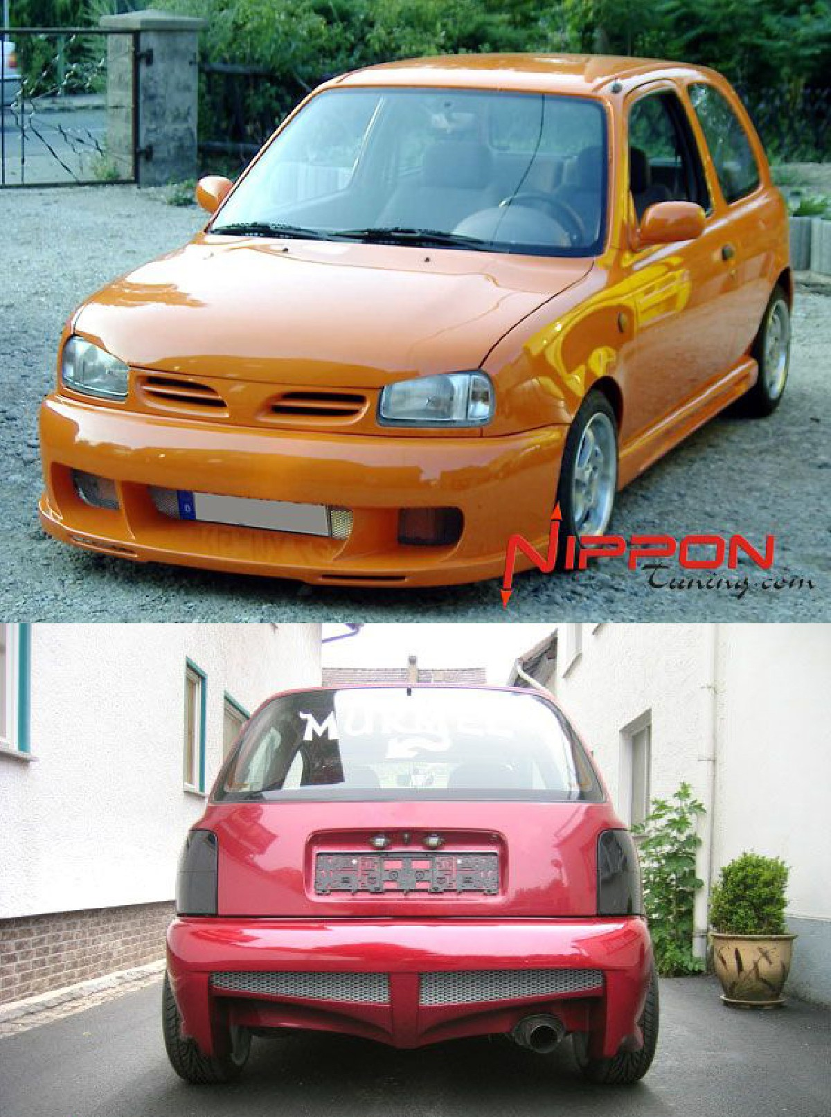 Nipponstyle Bodykit Nissan Micra K11