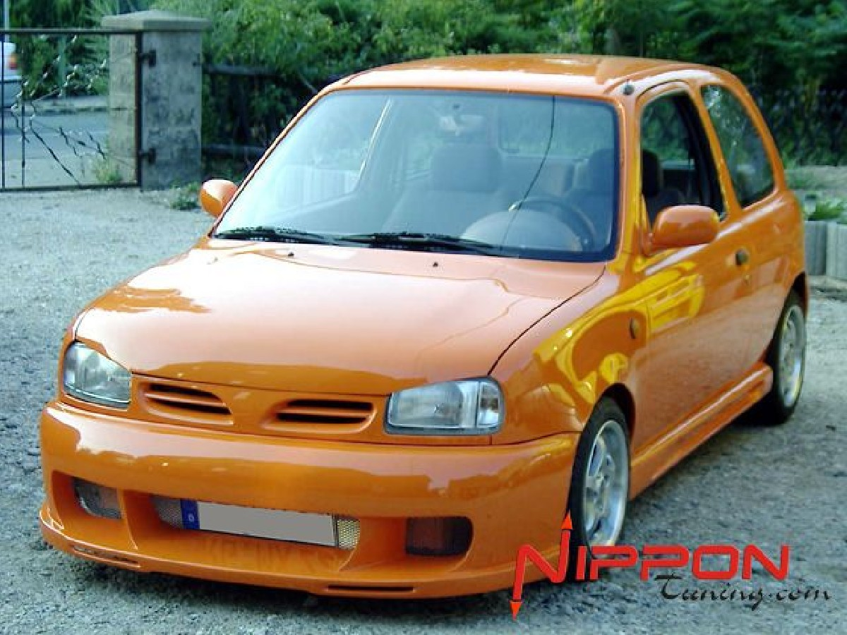 Nipponstyle Frontstoßstange Nissan Micra K11