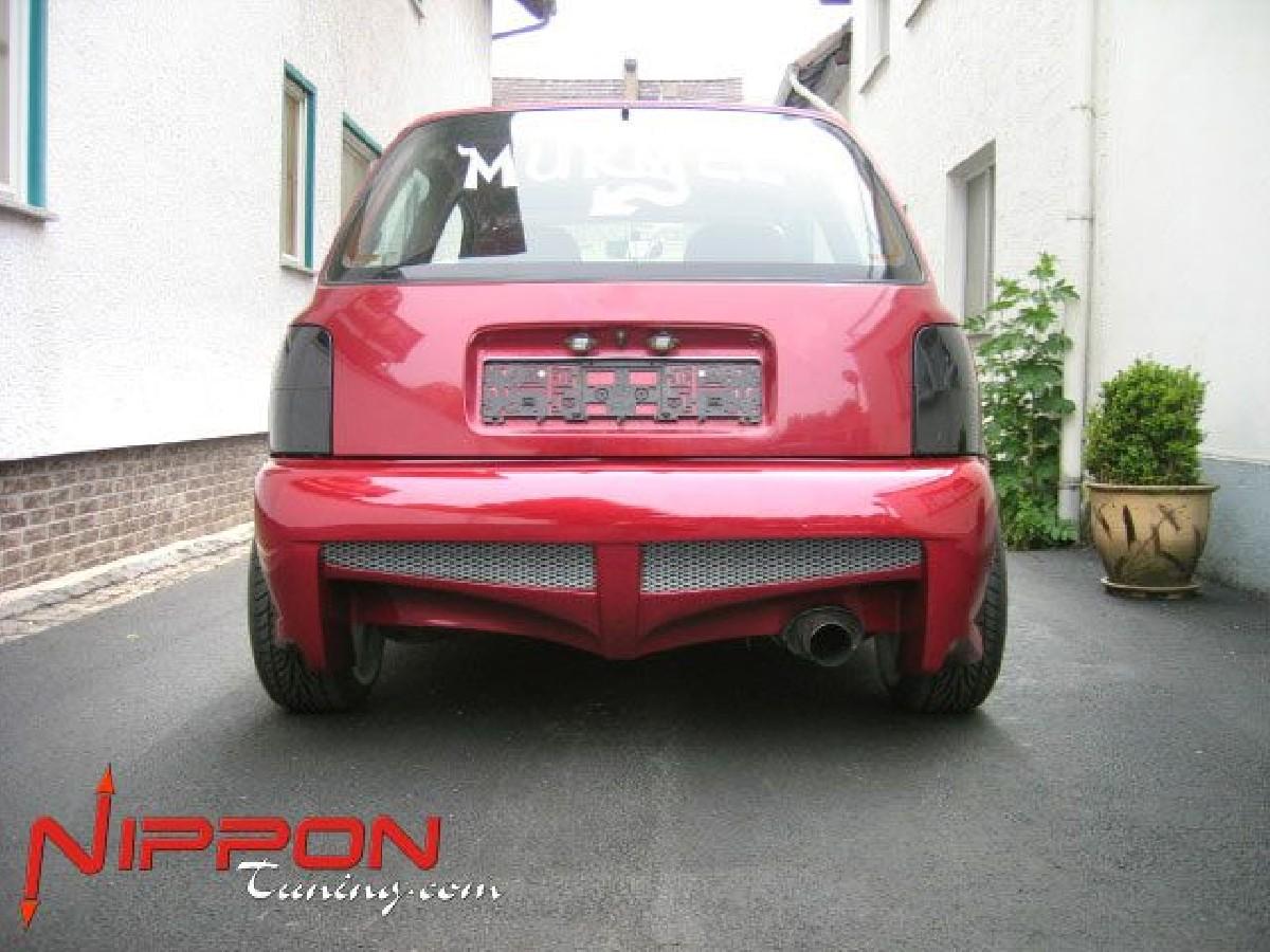 Nipponstyle Heckstoßstange Nissan Micra K11