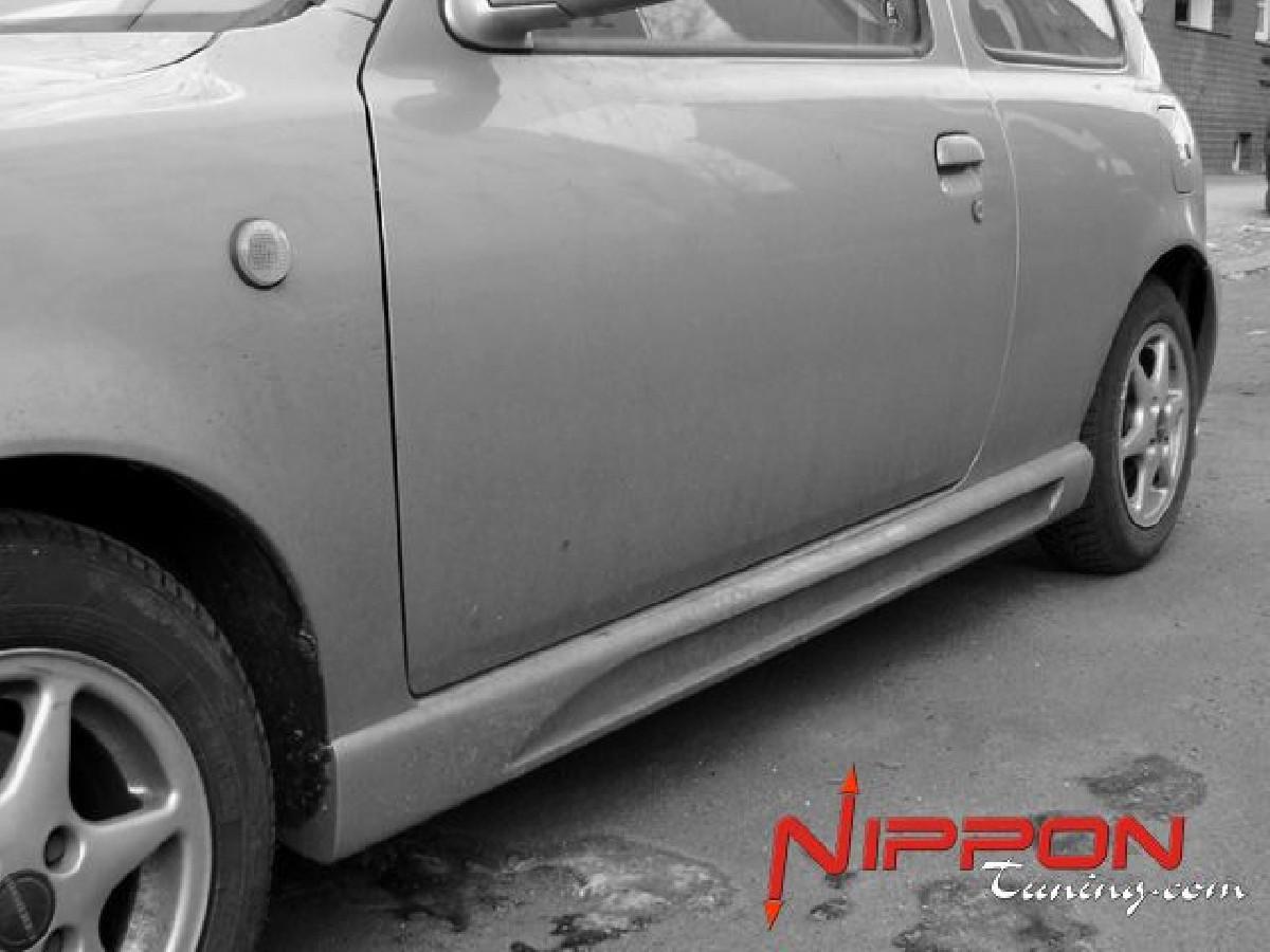 Nipponstyle Seitenschweller Nissan Micra K11