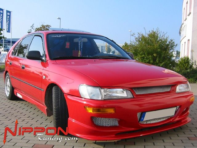 Nipponstyle Frontschürze Toyota Corolla E10