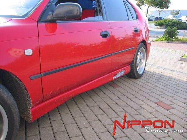 Nipponstyle Seitenschweller Toyota Corolla E10