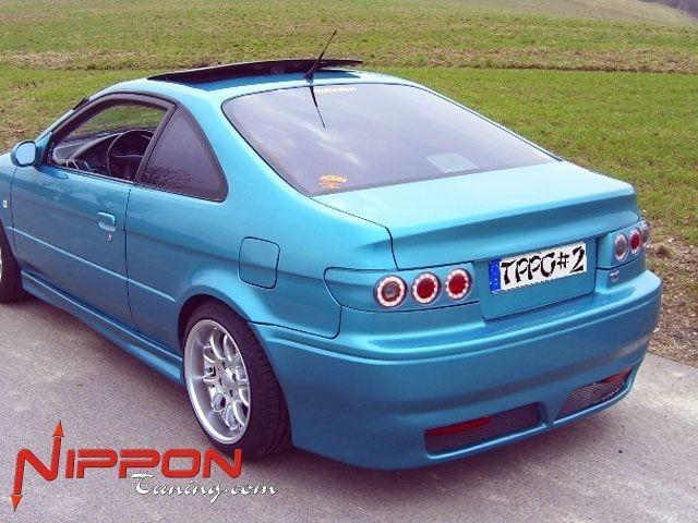 Heckstoßstange Nipponstyle Toyota Paseo