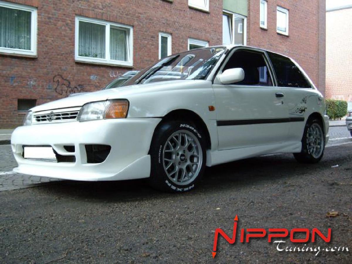Frontschürze Toyota Starlet P8
