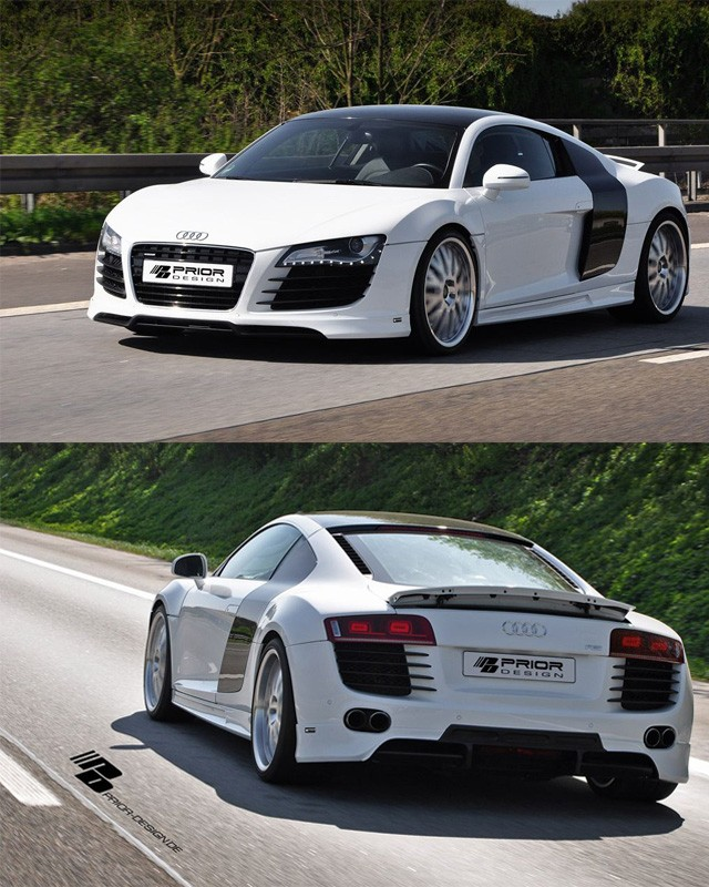 Prior-Design Bodykit Audi R8, nicht V10