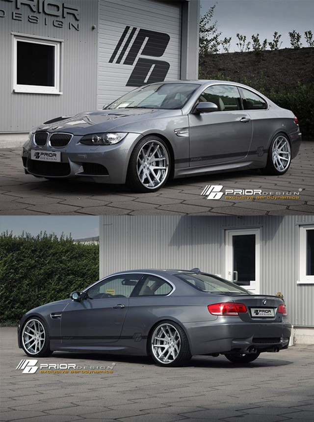 PRIOR-DESIGN Bodykit BMW 3er E92/E93, nicht M3