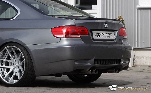 PRIOR-DESIGN Heckklappenspoiler BMW 3er E92/E93