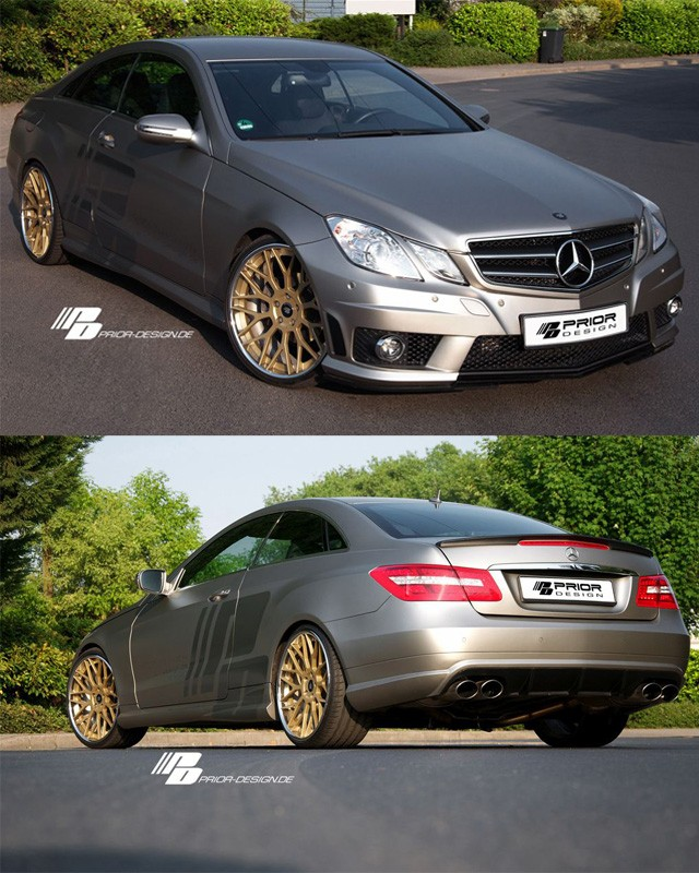 PRIOR-DESIGN Bodykit Mercedes E-Klasse C207 Coupe/Cabriolet