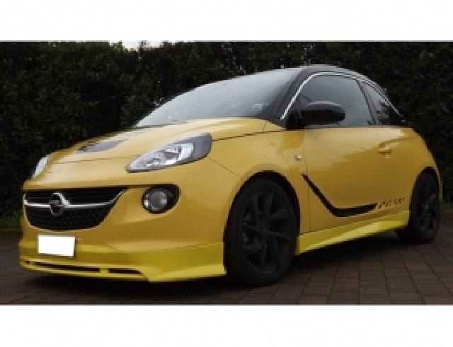 Opel Adam Lynx Seitenschweller