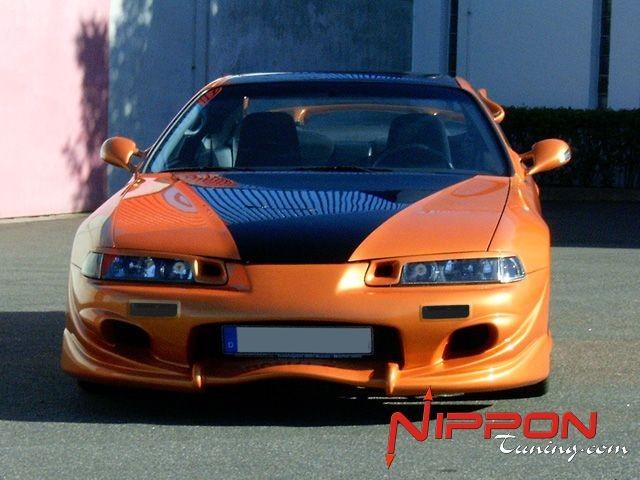 Invader Frontstoßstange Honda Prelude 92-96