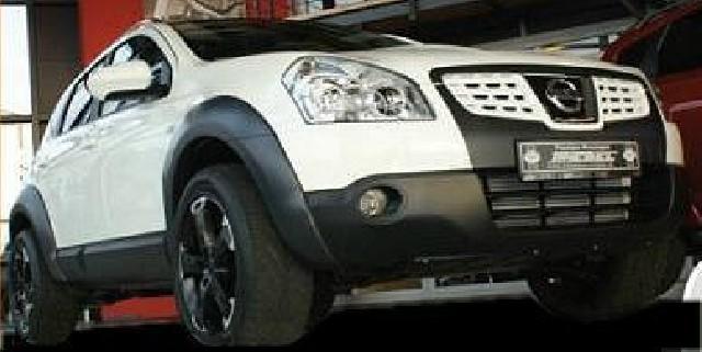 Radlaufverbreiterungssatz Nissan Qashqai