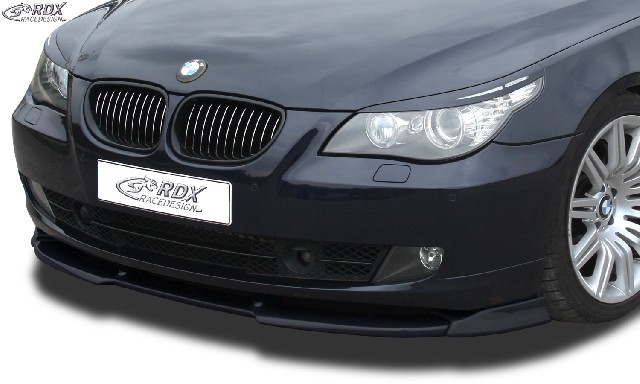 Frontspoiler VARIO-X BMW 5er E60 / E61 2007+ Frontlippe Front Ansatz Vorne Spoilerlippe