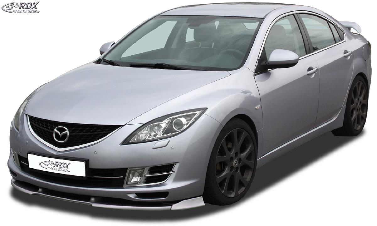 Frontspoiler VARIO-X Mazda 6 (GH) 2008-2010 Frontlippe Front Ansatz Vorne Spoilerlippe