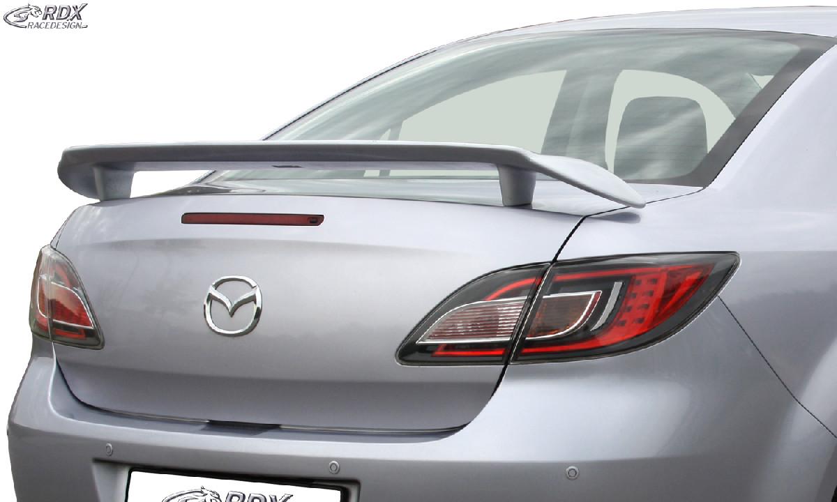 Heckspoiler Mazda 6 (GH) Heckflügel Spoiler