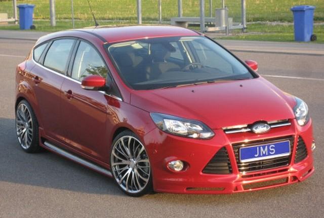 Stoffler Seitenschweller Ford Focus 3
