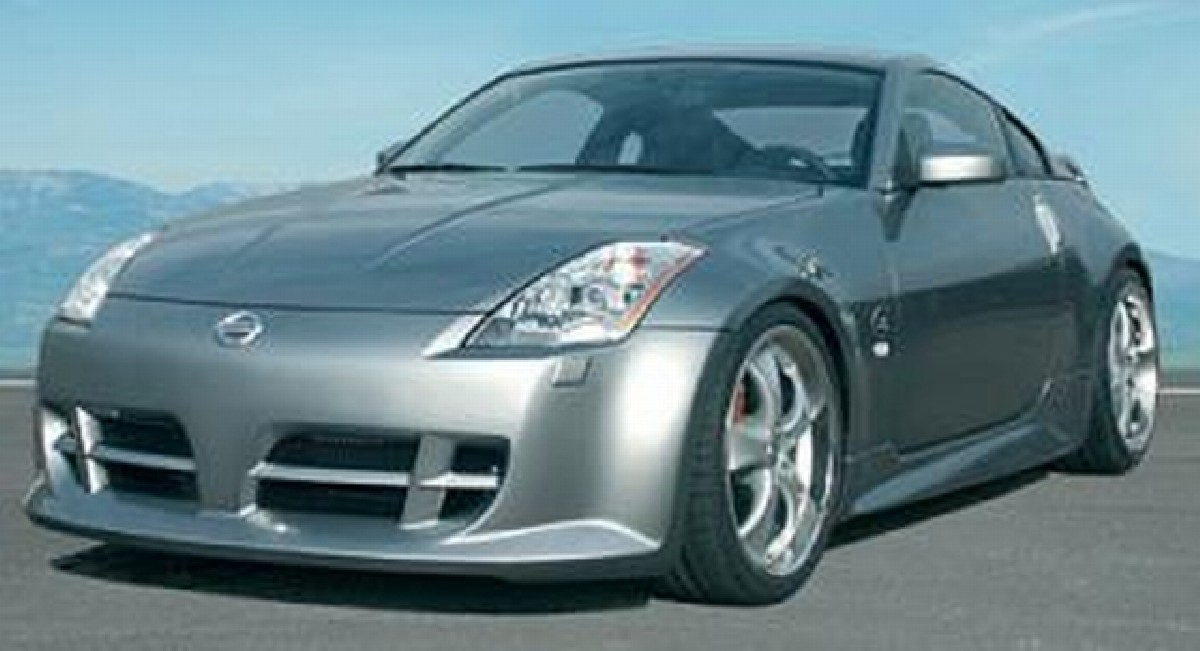 Frontstoßstange Nissan 350Z Coupe/Cabrio (02-05)