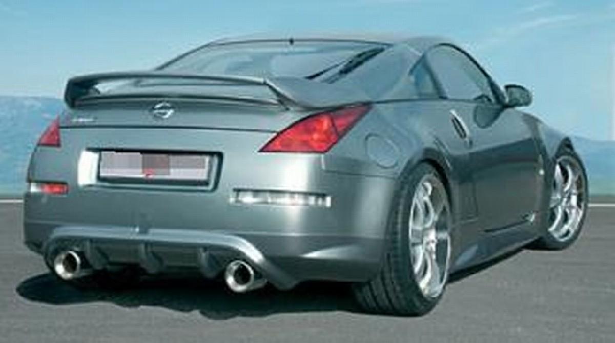 Heckansatz Nissan 350Z Coupe/Cabrio (02-09)